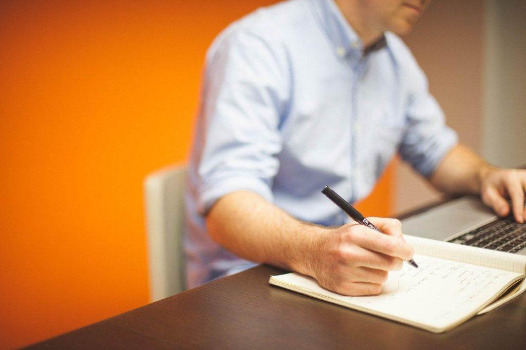 affiliate marketing website maken