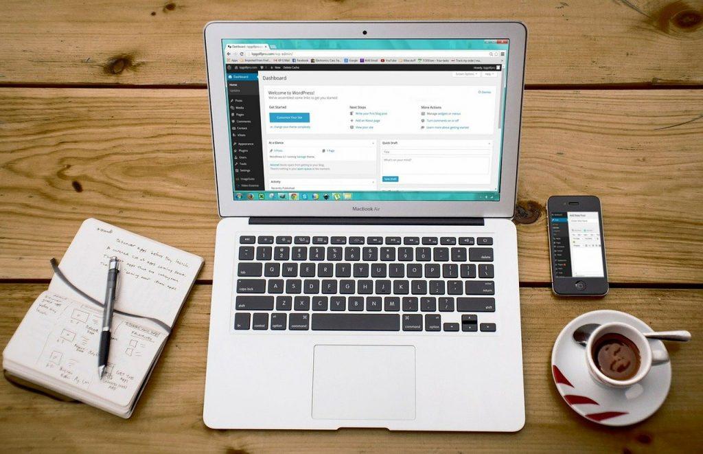 succesvolle affiliate website